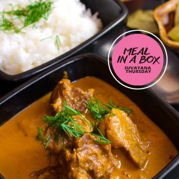 A4. Meal In A Box - Suvayana Thursday