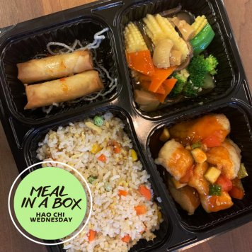A3. Meal In A Box - Hao Chi Wednesday