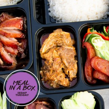 A2. Meal In A Box - Sedap Tuesday
