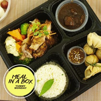 A1. Meal In A Box - Yummy Monday